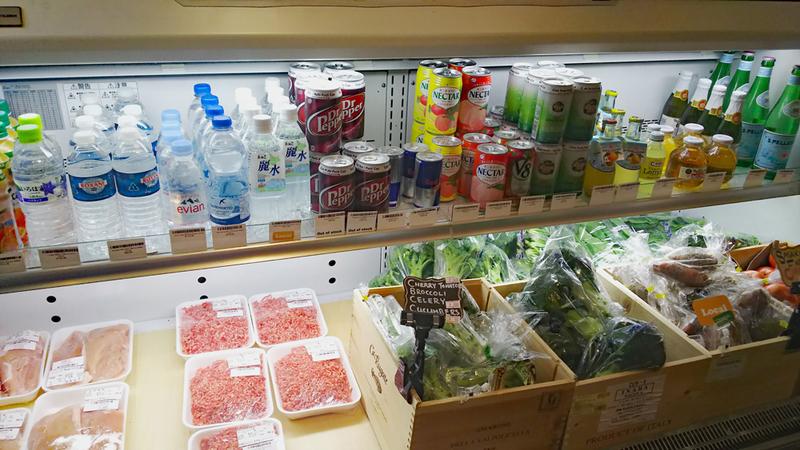 Gorilla Market in Niseko