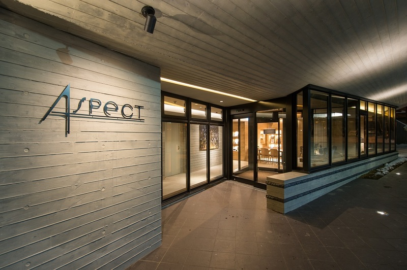Aspect Niseko Entrance