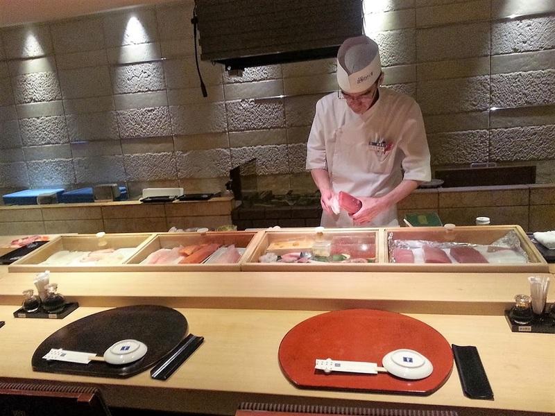 fresh otaru sushi