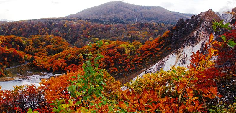 Jozankei - Autumn