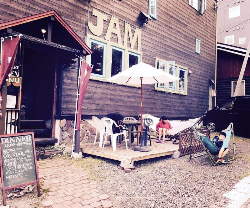 JAM Cafe外観