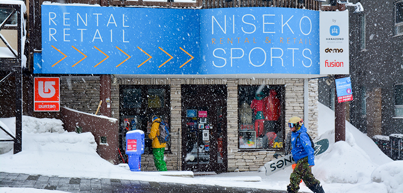 Niseko Sports Hirafu