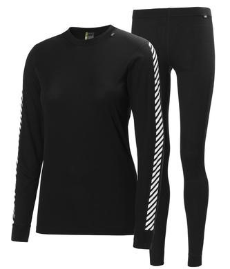 Base layer for skiing