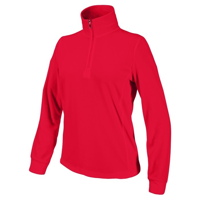 Lightweight fleece middle layer