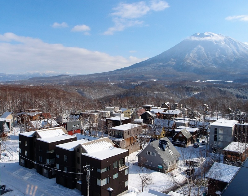 View from Aspect Niseko