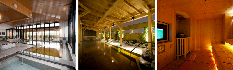 New Chitose Airport Onsen and Sauna