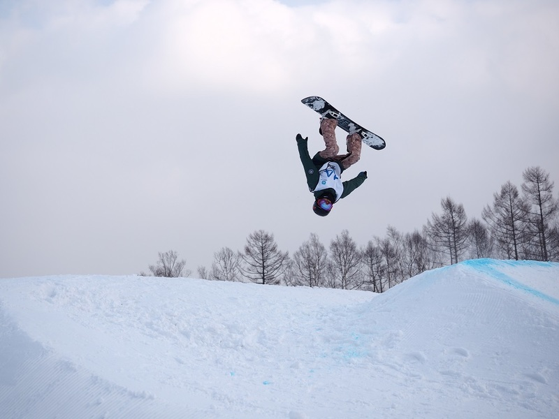 HANAZONO Niseko New Year Fun Jump