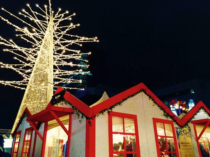 Sapporo munich christmas market