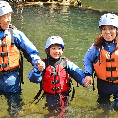 Rafting Family Niseko 1