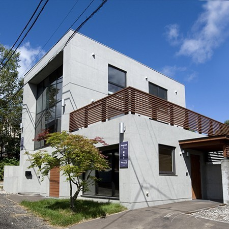 Kon M - Asanagi - Exterior