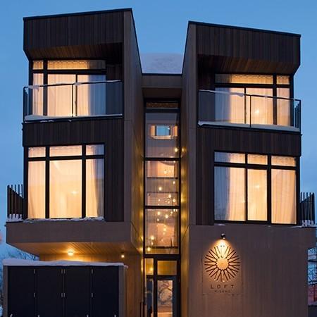 Loft - Exterior