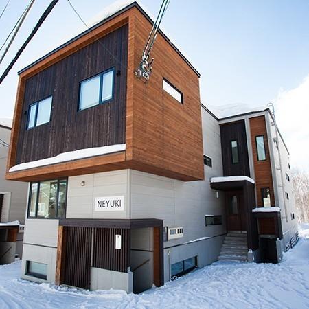 Neyuki Townhouse - Exterior
