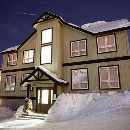 Alpine Apartments -Exterior