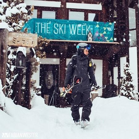 The ski week is coming to niseko